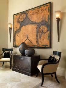 Home Interior Wall Decor by 33 Striking Africa Inspired Home Decor Ideas Digsdigs