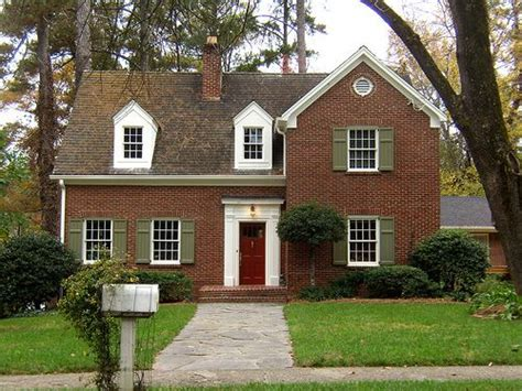 red brick house door colors shutter colors for red brick house front door decor