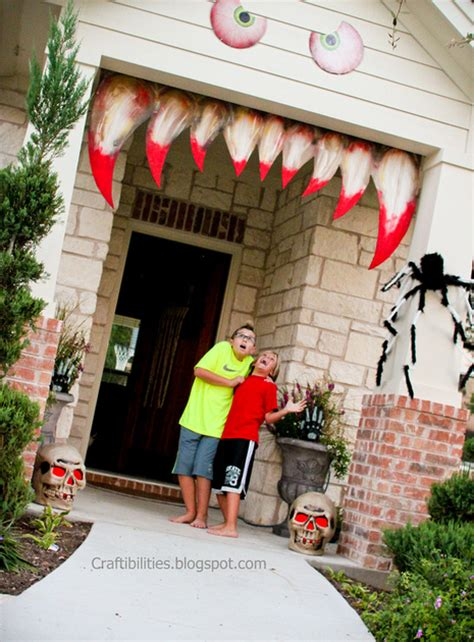 halloween house decorating ideas 45 breathtaking and effortless diy halloween decorations page 3 of 3 cute diy