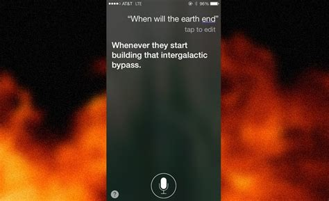 when the world is when will the world end siri predicts the exact date of the apocalypse in bad taste joke from