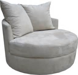 Round Swivel Chair » Home Design 2017