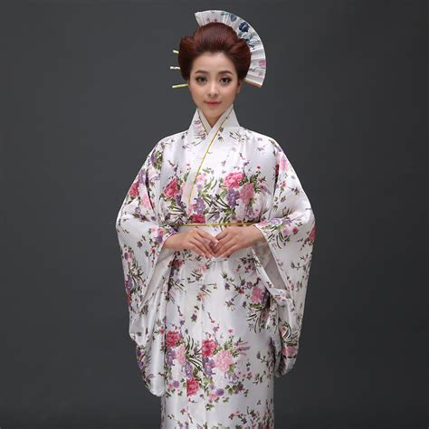Traditional Kimono Dress new fashion temperament bathrobe pajamas