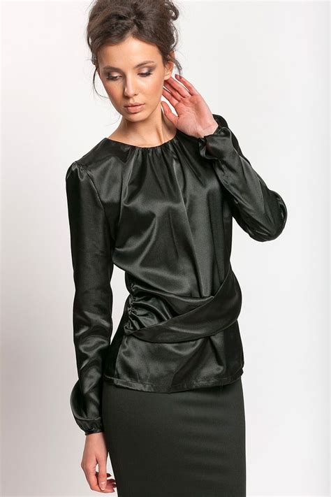P Blouse Tunik Calista 1 satin blouse satin blouse satin blouses satin and silk tunic