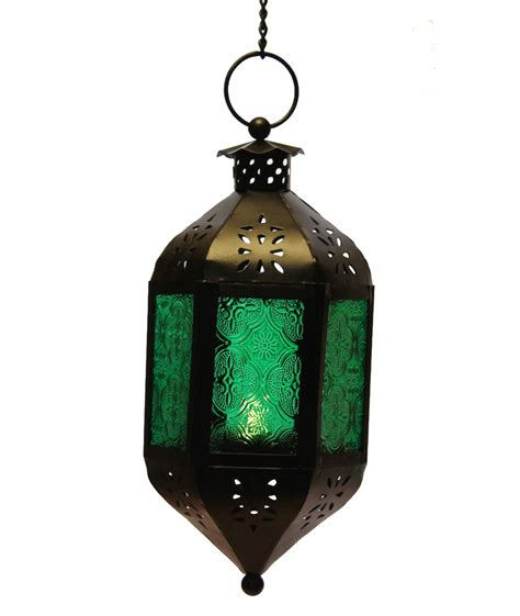 wholesale candle lantern wholesale green hanging candle lantern with chain buy