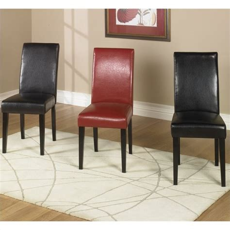 armen living casual dining chair set of 2 lcmd014sixx