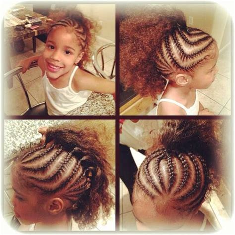 haircuts for children with stringy hair 35 best images about natural kids frohawks on pinterest