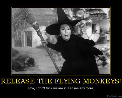 Flying Monkeys Meme - wicked witch of the west quotes quotesgram