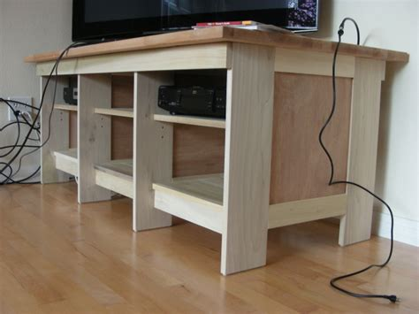 Useful Woodworking Plans Tv Stand Landscape Design Plans