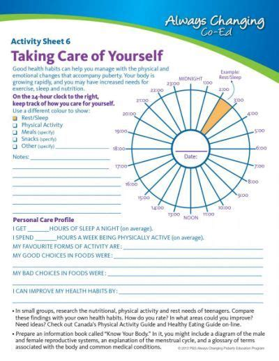 psych nursing group worksheet 17 best images about teens therapy happy health and