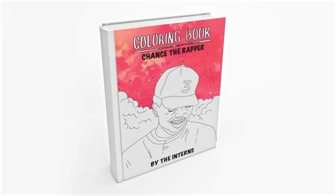coloring book chance the rapper mixtape a free coloring book based on the lyrics from