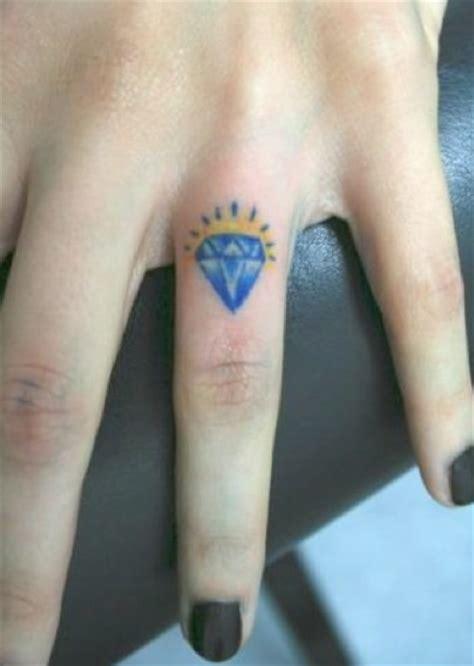 finger tattoo diamond meaning diamond finger tattoo by nightowltattoo on deviantart
