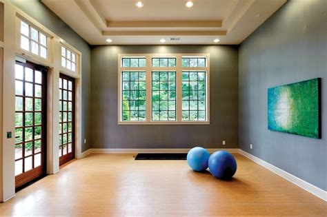 Design Home Yoga Studio | simple design ideas for home yoga studios furniture