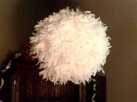 ostrich feather l shade 1000 images about feather l shade ideas on pinterest