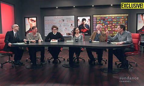 channel 4 writers room daily exclusive on the writers room airing tonight at 10 00 pm on