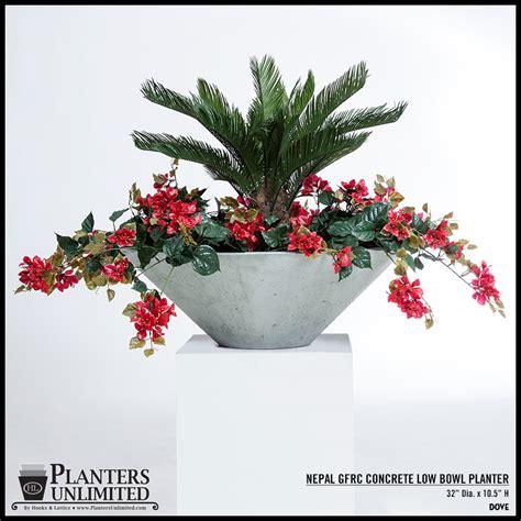 Planters Unlimited concrete planters industrial garden design planters unlimited