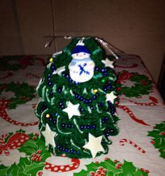 pine tree air freshener decoration decorations 6 pine scented renuzit air freshener with krocheted tree cover and