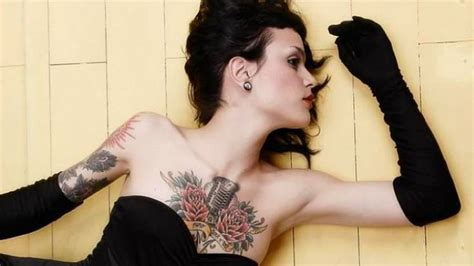 wallpaper girl with tattoo girl with tattoos tattoos wallpaper