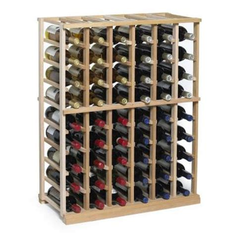 Wine Rack Home Depot by Wine Enthusiast N Finity 37 In H X 28 In W X 13 1 4 In