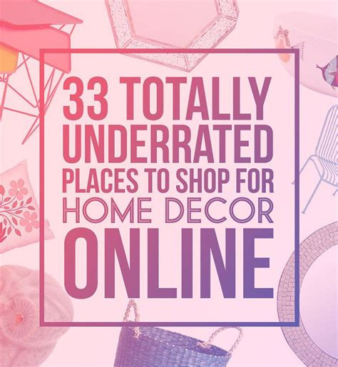 home decor websites 32 places to shop for home decor that you ll wish