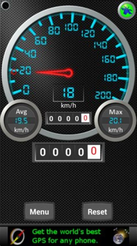speedometer apps  android