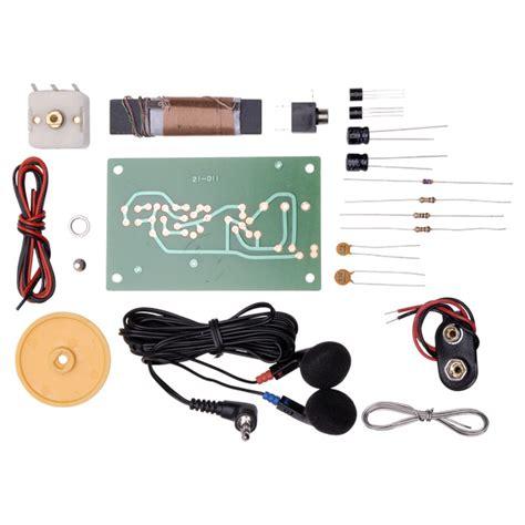 am pocket transistor radio kit rapid