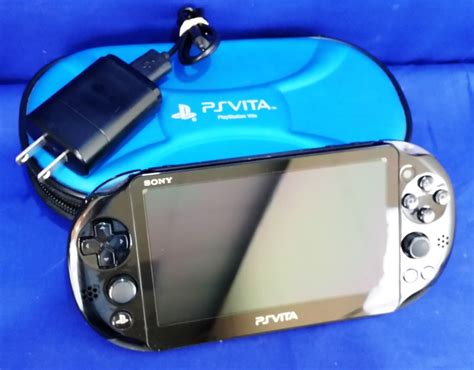 Model Pch 2001 - sony ps vita pch 2001 very good buya