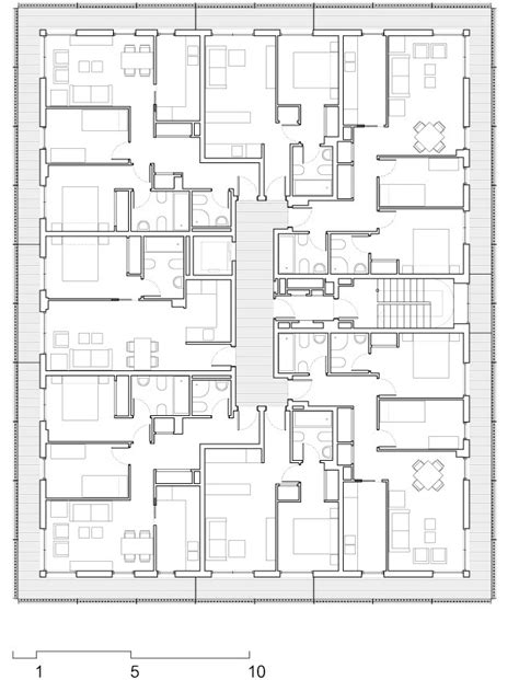 c humphreys housing floor plans gallery of social housing at boera park pe 241 237 n architects