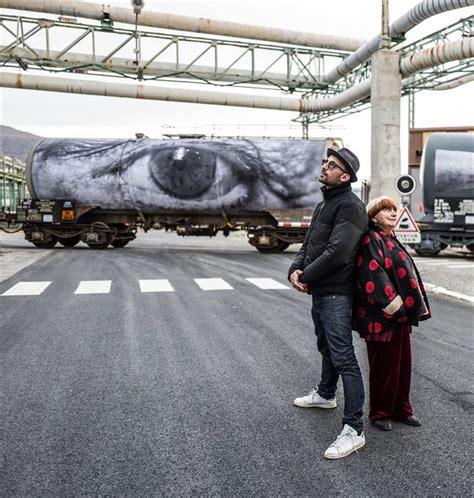 agnes varda dvd visages villages photo du film visages villages photo 10 sur 21 allocin 233