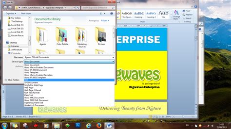 how to save as pdf in word excel and powerpoint techblissonline com
