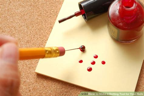 Tools To Make Nail how to make a dotting tool for your nails 8 steps with