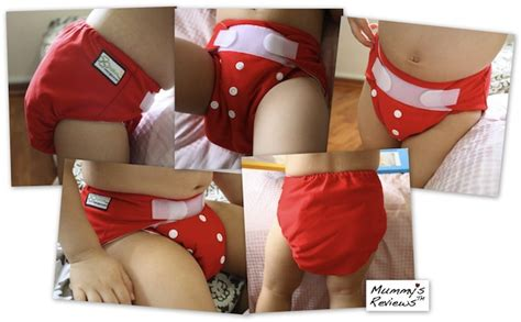 Sgbum Cloth Snap Kuning review giveaway sgbum cloth diapers mummy s reviews