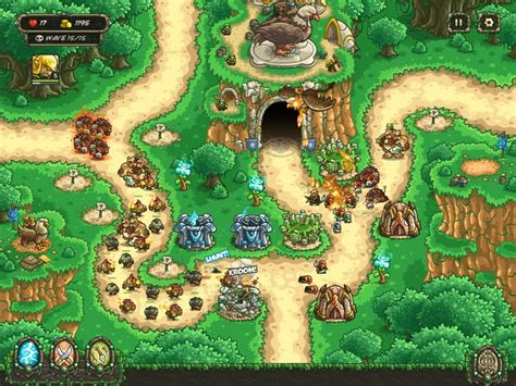 jocuri cu kingdom rush frontiers hacked full version kingdom rush origins getting a rush all over again