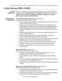 resumes for social workers best resume example