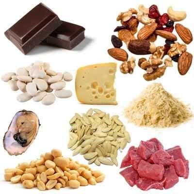 que alimentos contienen zinc 191 de d 243 nde se obtiene el zinc en los alimentos los mejores