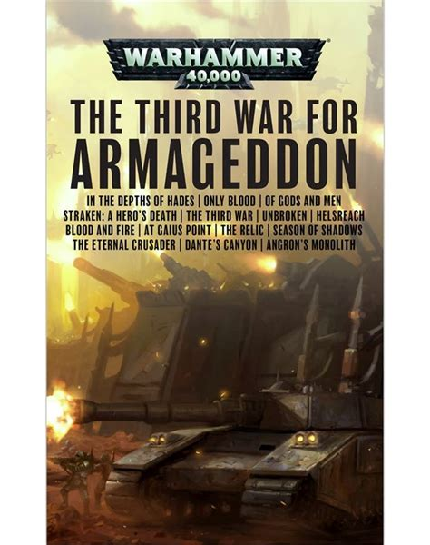 armageddon the battle for black library the third war for armageddon ebook