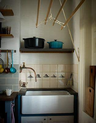 Copper Belfast Sink by Kitchen Big Belfast Sink With Copper Taps The Kitchen