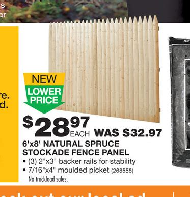 price of wood home depot prices of privacy fence at home depot divide and conquer home fence and