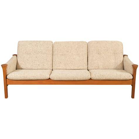 arne vodder sofa teak arne vodder for cado sofa at 1stdibs