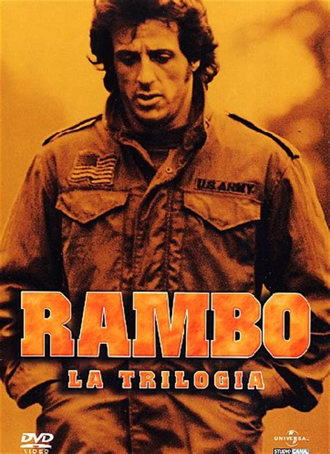 film rambo tri rambo la trilogia ultimate edition 3 dvd george pan