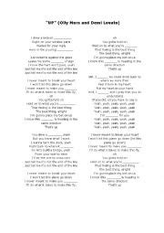 demi lovato and olly murs up mp3 download english worksheets song quot up quot by olly murs and demi lovato