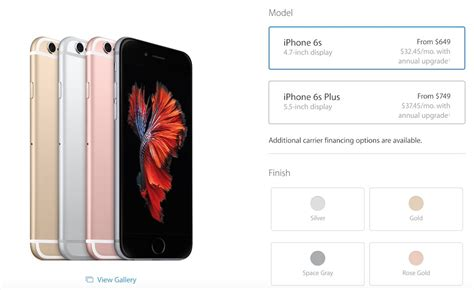 how to buy unlocked iphone 6s and 6s plus in the us