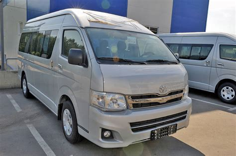 Toyota Commuter 2012 2012 Toyota Hiace Pictures Gasoline Fr Or Rr Manual For