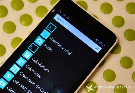 imagenes windows 10 mobile cambia el sonido de notificaci 243 n de cualquier aplicaci 243 n