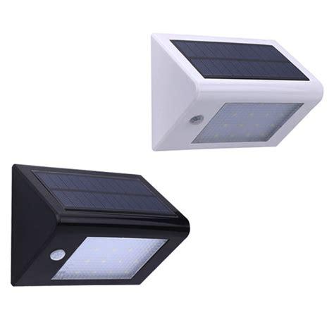 motion sensor patio light aliexpress buy 20 led bright solar powered motion