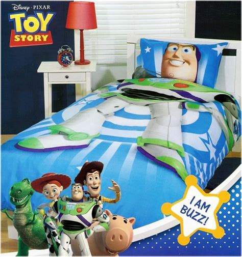Buzz Lightyear Bed Set Quilt Cover Sets Buzz Lightyear And Quilt Cover On