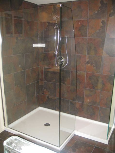 bathroom stall without door stall shower without door by schweitzer s showers slate doors and the o jays