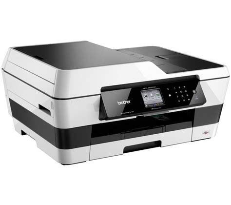 Printer A3 All In One buy mfcj6520dw wireless a3 all in one inkjet printer free delivery currys
