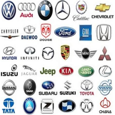 all car logos and names in the world all car brands name in the world cars image 2018