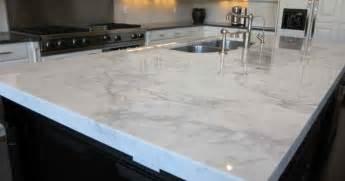 Quartz Countertops Care And Maintenance by Statuary Marble White Quartz Countertops Kitchen