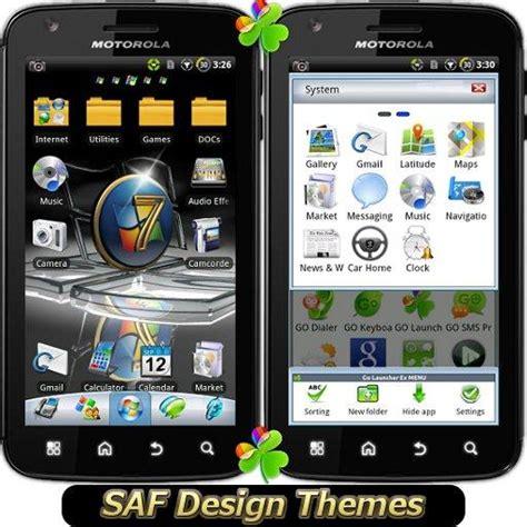 themes for windows launcher theme windows 7 go launcher ex دانلود نصب برنامه